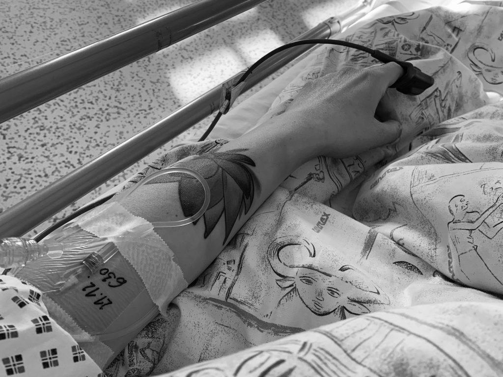Nemocniční deník